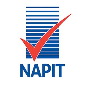 Napit Accreditation Logo